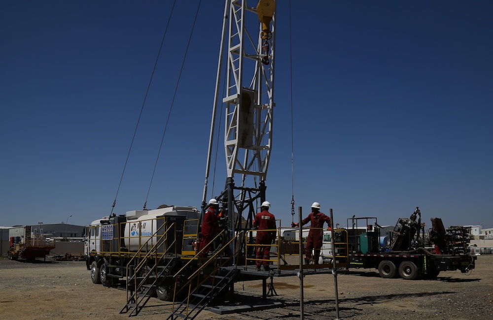 NESR | Drilling & Workover Rigs